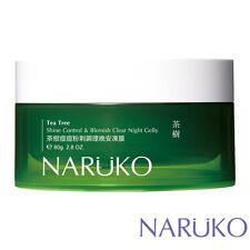 [NARUKO] Tea Tree Shine Control & Blemish Clear Night Gelly Sleeping Mask 80g