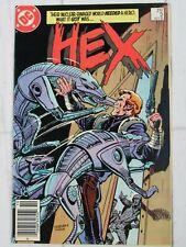 Hex #2 1985 DC Comics