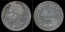 Leopold I 5 frank 1835-pos B