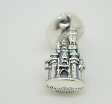 Walt Disney World Pandora Park Exclusive WDW Cinderella Castle Dangle Charm