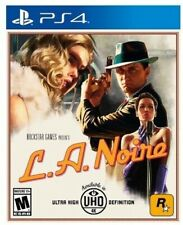 PLAYSTATION 4 PS4 VIDEO GAME L.A. NOIRE LA BRAND NEW SEALED