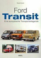 FORD TRANSIT 40 Jahre Modelle Typen Baureihen Bilder Fotos Geschichte Buch book