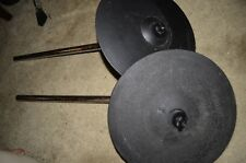 Roland CY-12R/C Ride CY-8 Dual Trigger Cymbal Pads for Electronic V Drums TD-8