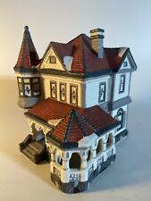 Dickens Collectables Victorian Series Victorian style house