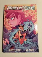 Franklin and Ghost #1 CGC 9.8 SS Sourcepointpress Optioned Billy Bob Thornton