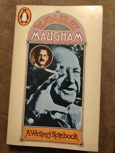 Very Good - A WRITER'S NOTEBOOK - SOMERSET MAUGHAM W. 1967-01-01 PB