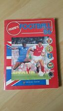 FOOTBALL 86 ALBUM BY PANINI 100% COMPLETE