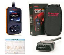 ICarsoft i970 OBD diagnóstico de profundidad para todos los cuadros de control en past Peugeot