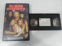 The Coyote BAR David Mcnally VHS Tape Collectors Spanish