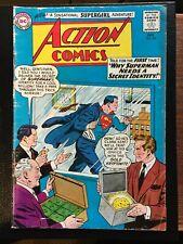 ACTION COMICS #305  Oct 1963 - Why Superman needs a Secret Identity!