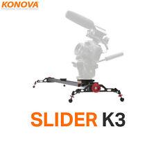 "Konova Camera Slider K3 120cm(47.2"") Track Dolly Compatible Motorized Timelapse"