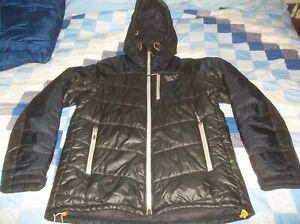 NEW Mountain Hardwear B'layman Level 7 Loft Parka Compressor Jacket Hooded Coat