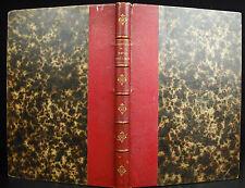 parís en l'AGUA. Bonos (Eugène) dibujada de Bertall 1844 edition original