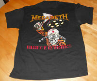 Vintage Megadeth Killing Is My Business t shirt GILDAN reprint