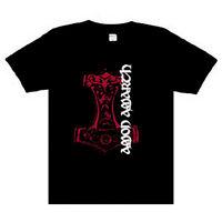 Amon Amarth Thor Hammer Music punk rock t-shirt  S-M-L- XL  NEW