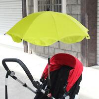 Baby Parasol Universal Sun Umbrella Shade Maker For Pushchair Pram Buggy NEW