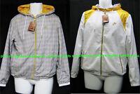 NEW NIKE Sportswear NSW Mens WindRunner Reversible Jacket Grey White XL TG