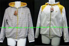 Nuevos Nike ropa deportiva NSW hombre cortavientos chaqueta reversible gris