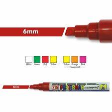 6mm Car Window Paint Markers You Choose Color