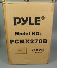"PYLE PCMX270B BOOM ROCK 400 WATT BLUETOOTH 10"" PORTABLE PA SPEAKER SYSTEM"