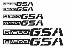 R1200 GS Reflective Decal Kit for BMW Motorcycles