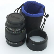 Bronica ETR / ETRS / ETRSi 100mm f4 Macro E, hood, near mint condition (14936)