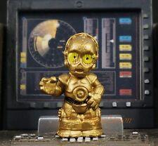 Hasbro Star Wars Fighter Pods Micro Heroes C-3PO Protocol Droid Figur K801_B