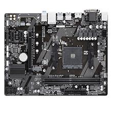 SCHEDA MADRE AMD AM4 DDR4 Gigabyte GA-A320M-S2H HDMI DVI VGA