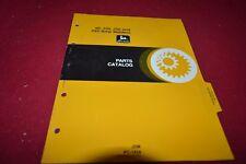 John Deere 50 230 250 295 Amp Welder Dealer's Parts Book BWPA