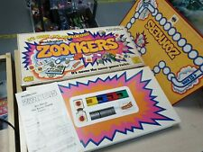 Waddingtons Games Vintage 1979 Zonkers Board Game Used In Great Condition Rare