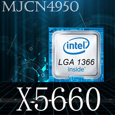 Intel Xeon X5660 2.8 GHz 3.5GHz Turbo 6 Core 12MB Cache SLBV6 CPU Prozessor