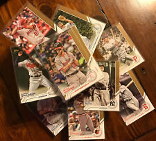 2017 Topps Series 1 & 2 & Update - SALUTE Inserts - Complete Your Set!