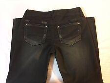 Daytrip Lynx Black Capri/Crop Pants Jeans Sz 25 x 24 Inseam   N18