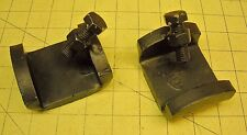 2 NEW 8H618  WESTENDORF AXLE STOP for CASE IH 385 4WD TRACTOR LOADER