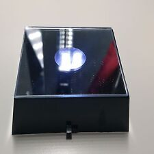LED White Light Base Stand for Crystal / Glass Art / Mirror Top