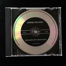 Car Wheels On A Gravel Road ♫ CD 1998 Right In Time, Joy, Can't Let Go, PROMO