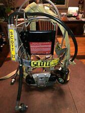 SCOTT 2.2 Wireframe SCBA Air Pack Firefighter Gear w/Air Supply PAK ALERT Alarms
