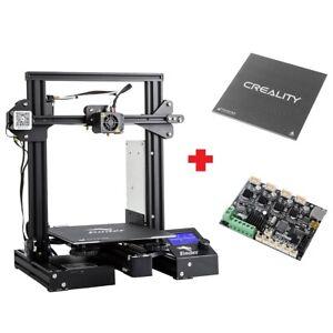 Creality 3D® Customized Version Ender-3Xs Pro 3D Printer 220x220x250mm UK