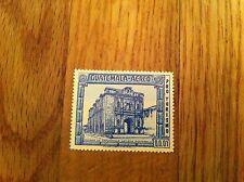 GUATEMALA AEREO Ruinas De Capuchinas Antigua Pro Turismo Unused Postage stamp