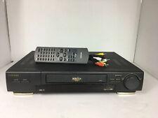 Rare TOSHIBA M-760 Six Head VHS Video Cassette Recorder. Serviced!