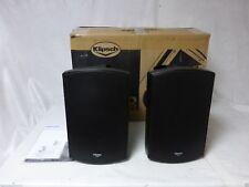 Klipsch AW-650 6.5 Reference Outdoor Loudspeaker Pair (Black) - B