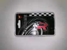 Chrome 3D Flag Seat R badge Leon Ibiza Cupra Altea emblem