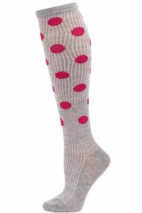 Womens 3 PK  Chatties Multi-colored Stripes SHEER Fashion Crew Socks size 9-11