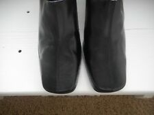 New Black Shoes Boot - Like 7.5 Womens Heels - Best Price $ Danelle +#!
