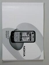 Nokia Navigator 6110 Manual