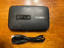 Alcatel 4g LTE GSM T-mobile WiFi Linkzone MW41 Hotspot Certified