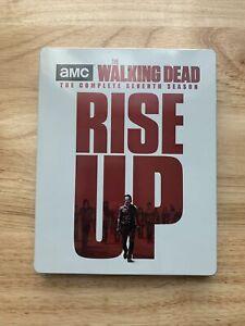 The Walking Dead - Seventh Season Seven 7 - Steelbook (Blu-ray, 2017, 5 Disc)