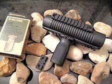 "Mossberg 500 590 Shotgun Forend  6 1/2"" Tube + Railed Grip Picatinny"