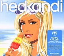 Hed Kandi : Serve Chilled 2007 (HEDK068) (2CD, 2007)