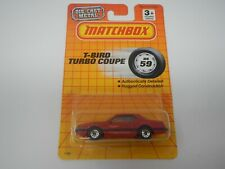 Matchbox Ford T-Bird Turbo Coupe MB59 (2)